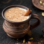 Cardamom Tea Latte Recipe