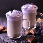 Lavender Tea Latte Recipe