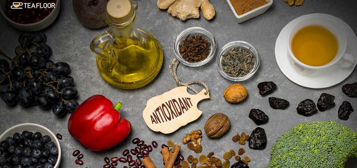 Antioxidants in Teas