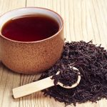 black tea has the most caffeine