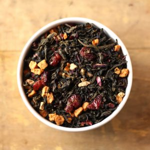 Buy Cranberry Apple Ginger Green Tea Online