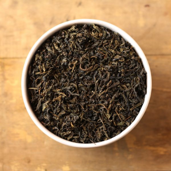 Darjeeling Organic Leaf Green Tea