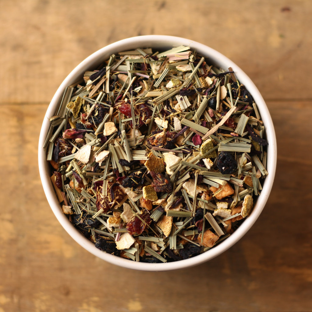 Hibiscus Herbal Tea Tisane