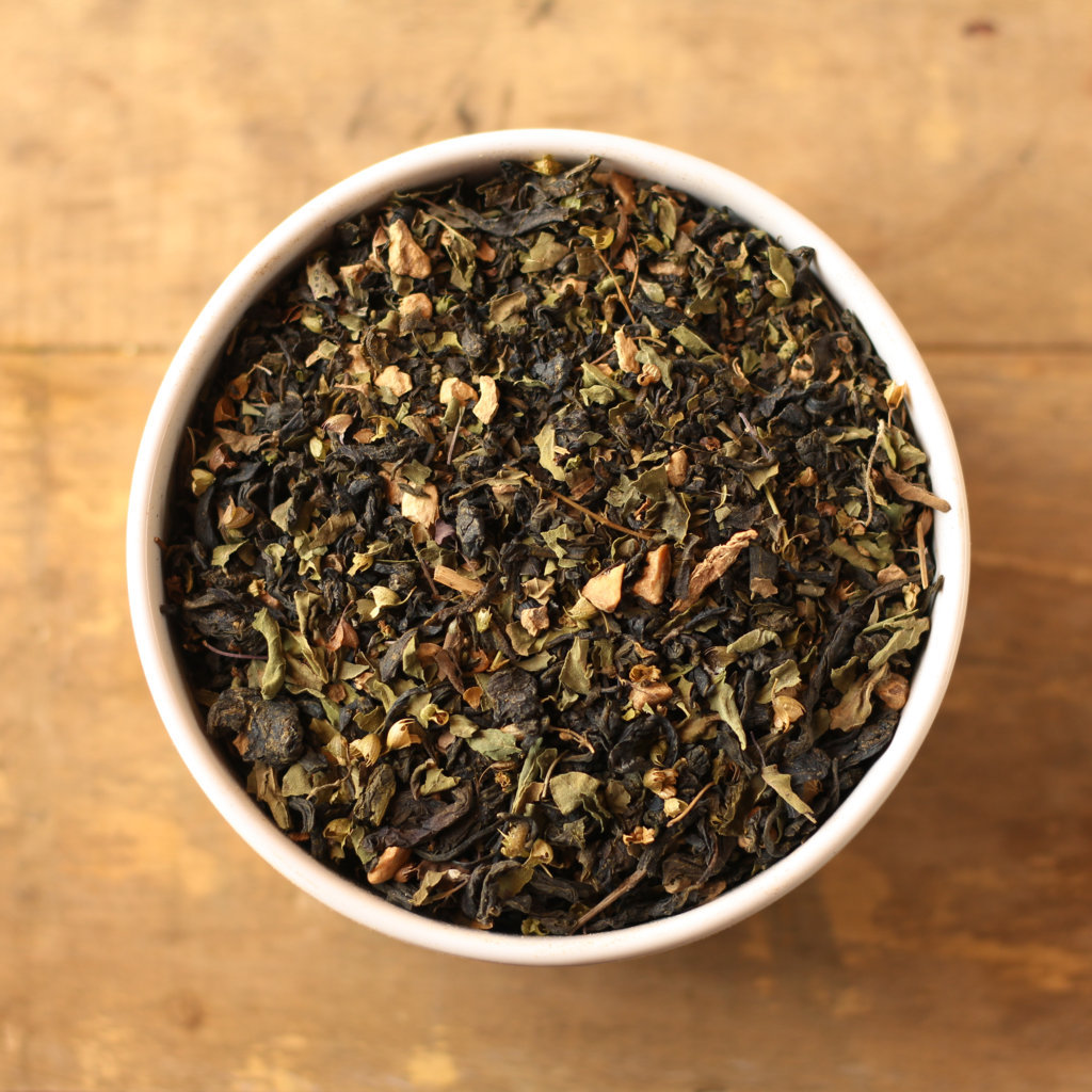 Tulsi Ginger Green Tea