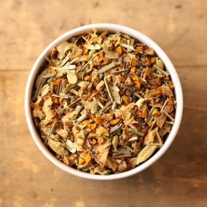 Buy turmeric herbal tea tisane online