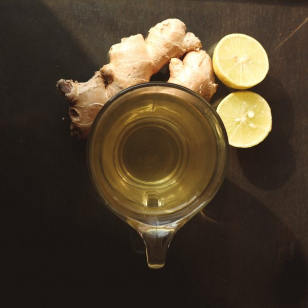 teafloor Lemon Ginger Green Tea Online