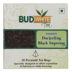 Darjeeling Black Supreme Organic Whole Leaf Tea